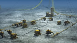 subsea pipeline monitoring, subsea oil and gas control, underwater communication systems, DSP Comm