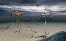 Underwater acoustic modems, subsea asset monitoring, DSPCOMM